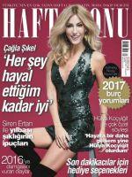 Haftasonu Magazine [Turkey] (28 December 2016)
