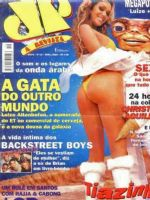 Jovem Pan Magazine [Brazil] (April 2000)