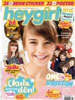 Hey Girl Magazine [Turkey] (September 2012)