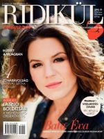 Ridikül Magazine [Hungary] (13 April 2017)