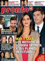 Pronto Magazine [Spain] (9 April 2016)