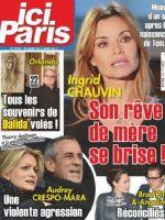 Ici Paris Magazine [France] (29 March 2017)