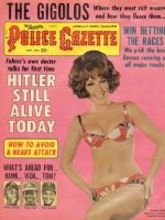 Police Gazette Magazine [United States] (May 1972)
