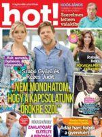 HOT! Magazine [Hungary] (9 August 2018)