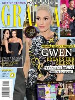 Grazia Magazine [South Africa] (25 November 2015)