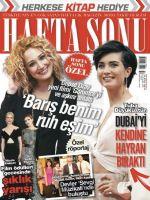 Haftasonu Magazine [Turkey] (14 December 2016)
