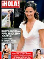 Hola! Magazine [Mexico] (30 July 2016)