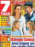 7 Tage Magazine [Germany] (18 October 2014)