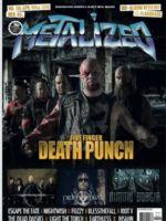 Metalized Magazine [Denmark] (April 2018)
