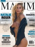 Maxim Magazine [Australia] (October 2016)