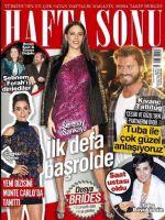 Haftasonu Magazine [Turkey] (26 October 2016)