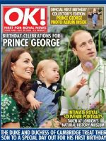 OK! Magazine [United Kingdom] (29 July 2014)