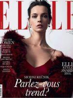 Elle Magazine [Serbia] (December 2016)