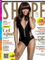 Shape Magazine [Poland] (December 2014)