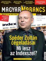 Magyar Narancs Magazine [Hungary] (20 September 2018)