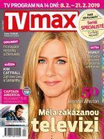 TV Max Magazine [Czech Republic] (8 February 2019)