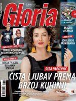 Gloria Magazine [Croatia] (21 June 2018)