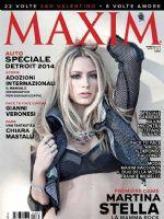 Maxim Magazine [Italy] (February 2014)