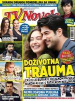 TV Novele Magazine [Serbia] (2 October 2017)
