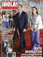 Hola! Magazine [Ecuador] (20 April 2016)