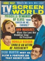 Tv And Screen World Magazine [United States] (October 1967)