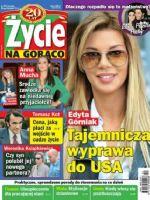 Zycie na goraco Magazine [Poland] (30 October 2014)