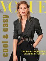 Vogue Magazine [Germany] (October 2018)