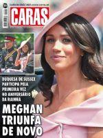 Caras Magazine [Portugal] (16 June 2018)