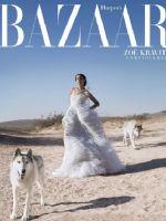 Harper's Bazaar Magazine [United States] (October 2018)