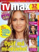 TV Max Magazine [Slovakia] (14 July 2017)