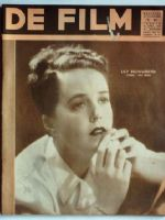 De Film (Belgian Magazine) Magazine [Belgium] (28 April 1940)