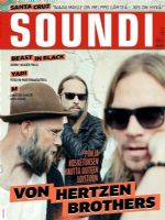 Soundi Magazine [Finland] (September 2017)