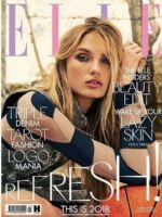Elle Magazine [United Kingdom] (January 2018)