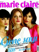 Marie Claire Magazine [Turkey] (April 2009)