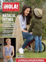 Hola! Magazine [Argentina] (26 July 2016)