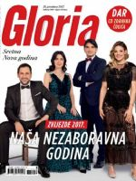Gloria Magazine [Croatia] (28 December 2017)