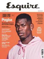 Esquire Magazine [United Kingdom] (July 2017)