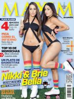 Maxim Magazine [Spain] (May 2012)