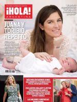 Hola! Magazine [Argentina] (11 October 2016)