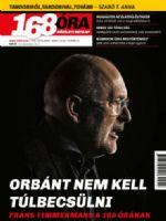 168 Óra Magazine [Hungary] (21 February 2019)