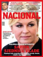 Nacional Magazine [Croatia] (5 April 2016)