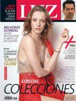 Luz Magazine [Argentina] (26 April 2015)