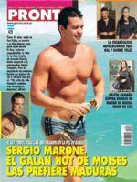 Pronto Magazine [Argentina] (11 May 2016)