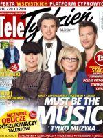 Tele Tydzień Magazine [Poland] (14 October 2011)