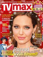 TV Max Magazine [Czech Republic] (14 December 2018)