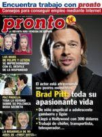 Pronto Magazine [Spain] (22 October 2016)