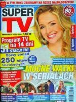 Super TV Magazine [Poland] (12 January 2018)