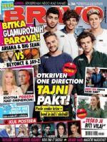 Bravo Magazine [Serbia] (22 December 2014)