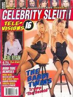 Celebrity Sleuth Magazine [United States] (November 2004)