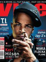 Vibe Magazine [United States] (December 2010)